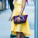 "23. September 2014: Kerry Washington ist auf dem Weg zu ""Good Morning America""."