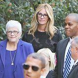 9. Oktober 2014: Julia Roberts kommt zum Spendendinner für den Obama-Wahlkampf von Gwyneth Paltrow.