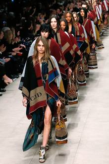Burberry Prorsum Herbst/Winter 2014