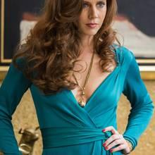 """Üppige Siebziger: Amy Adams spielt in dem Krimi-Drama """"American Hustle"""" eine Trickbetrügerin"""
