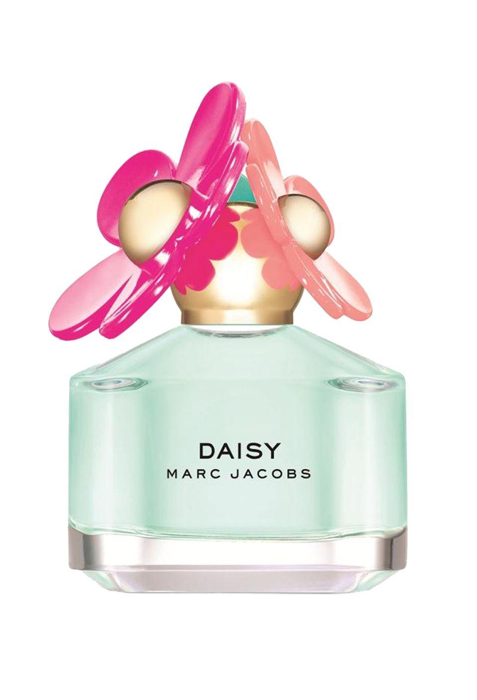 """Quittenblüte und Iris runden die floralen Noten von """"Daisy Delight"""" ab. Von Marc Jacobs, EdT, 50 ml, ca. 70 Euro, limitiert"""