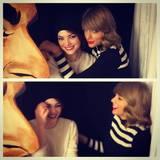 Taylor Swift und Emma Stone, 26, haben sich bereits vor 7 Jahren kennen gelernt und sind seit dem ein Herz und eine Seele. Auf Instagram schwärmt Taylor von ihrer Freundin und deren Projekten, die sie immer wieder begeistern und inspirieren.