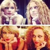 """Obwohl sie aus ihren zahlreichen berühmten Freunden wählen kann - ihre allerallerbeste Freundin ist Abigail Anderson, die Taylor Swift seit der Highschool kennt. In einem Interview mit Oprah Winfrey erzählte Taylor, dass sie mit 15 Jahren an ihrem ersten Tag in der Schule in Englisch nebeneinander gesessen hätten. """"Sie wollte eine Schwimmerin werden und mit einem Sportstipendium studieren, ich wollte Sängerin werden. Mittlerweile studiert sie in Kansas, mit einem Schwimmstipendium. Und ich singe."""" So oft sie Zeit hat, besucht Taylor ihre Freundin an der Uni. Oder holt sie ans Set ihrer Musikvideos - Abigail Anderson war bislang in vier Produktionen zu sehen."""