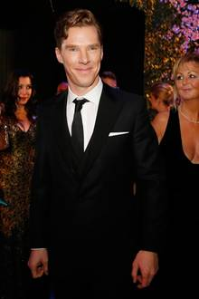 """Benedict Cumberbatch auf dem """"Governors Ball""""."""