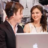 Sophie Ellis-Bextor und Richard Jones