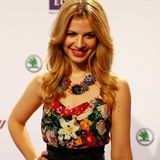 Susan Sideropoulos ist vor allem als Schauspielerin bekannt, singt jedoch auch.