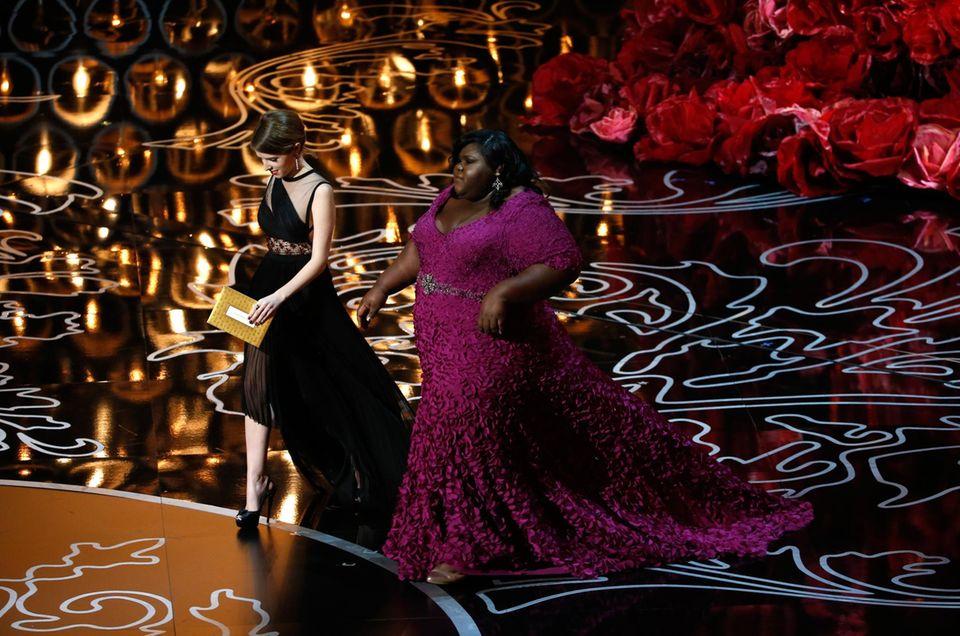 Anna Kendrick und Gabourey Sidibe