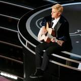 Ellen DeGeneres will auch ihren Teil zur musikalischen Untermalung der Show beitragen.