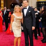 Leonardo DiCaprio hat wieder seine Mama Irmelin als Begleitung dabei.