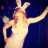 Madonna als Bunny