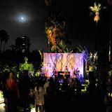 Die Atmosphäre auf der Launch-Party in Beverly Hills