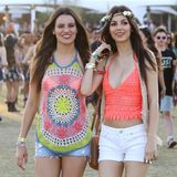 Victoria Justice und ihre Schwester Madison