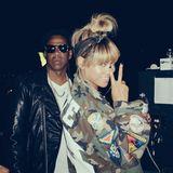 Jay-Z und Beyoncé sind wieder mit dabei.