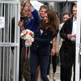 Tag 5  Prinz William und Herzogin Catherine haben sich auf den Weg nach Auckland gemacht.
