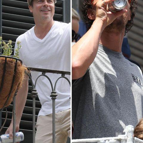 Brad Pitt, Matthew McConaughey