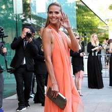 CFDA Fashion Awards - Heidi Klum