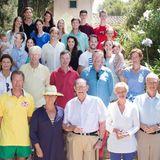 6. August 2015  Die gesamte luxemburgische Adelfamilie urlaubt an der französischen Côte d'Azur.
