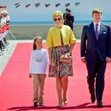 Zu den royalen Gästen zählen auch Königin Máxima und König Willem-Alexander.