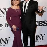 Sängerin Gloria Estefan und ihr Mann Emilio