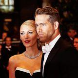 """Blake Lively und Ryan Reynolds kommen gemeinsam zur Premiere von """"Captives"""""""