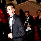 """Auch Adrien Brody ist bei der Premiere von """"Coming Home"""" dabei."""