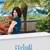 """Unter Palmen findet der """"Grace of Monaco""""-Fototermin statt. Paz Vega fühlt sich dabei sichtlich wohl."""