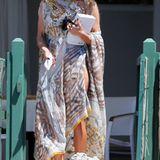 """Pamela Anderson lässt es sich im berühmten """"Eden Roc""""-Hotel gut gehen."""