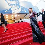 """Am zweiten Tag der Filmfestspiele steht die Premiere des Films """"Mr. Turner"""" auf dem Programm. Mit dabei, Schauspielerin Julianne Moore."""