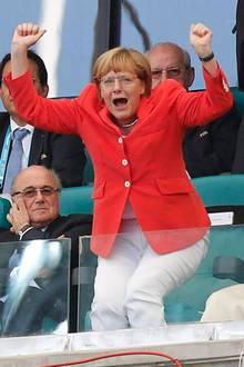 WM 2014  Deutschland:Portugal  Endstand 4:0