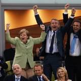 EM 2012  Deutschland:Griechenland  Endstand 4:2