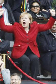 WM 2010  Argentinien:Deutschland  Endstand 0:4