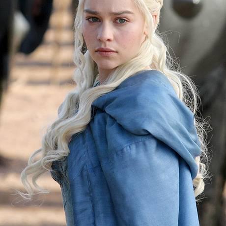 """Emilia Clarke als """"Daenerys Targaryen"""""""