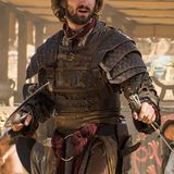 "Michiel Huisman spielt in der 5. Staffel von ""Game of Thrones"" den Söldner-Leutnant ""Daario Naharis""."