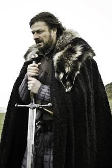 "Sean Bean als ""Eddard ,Ned, Stark"""