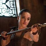 """Keisha Castle-Hughes hat in der 5. Staffel von """"Game of Thrones"""" die Rolle der """"Obara Sand"""" übernommen."""