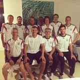 """Lukas Podolski stellt auf seinem Instagramprofil das """"Team hinter dem Team"""" vor und bedankt sich bei den Betreuern der DFB-Elf."""