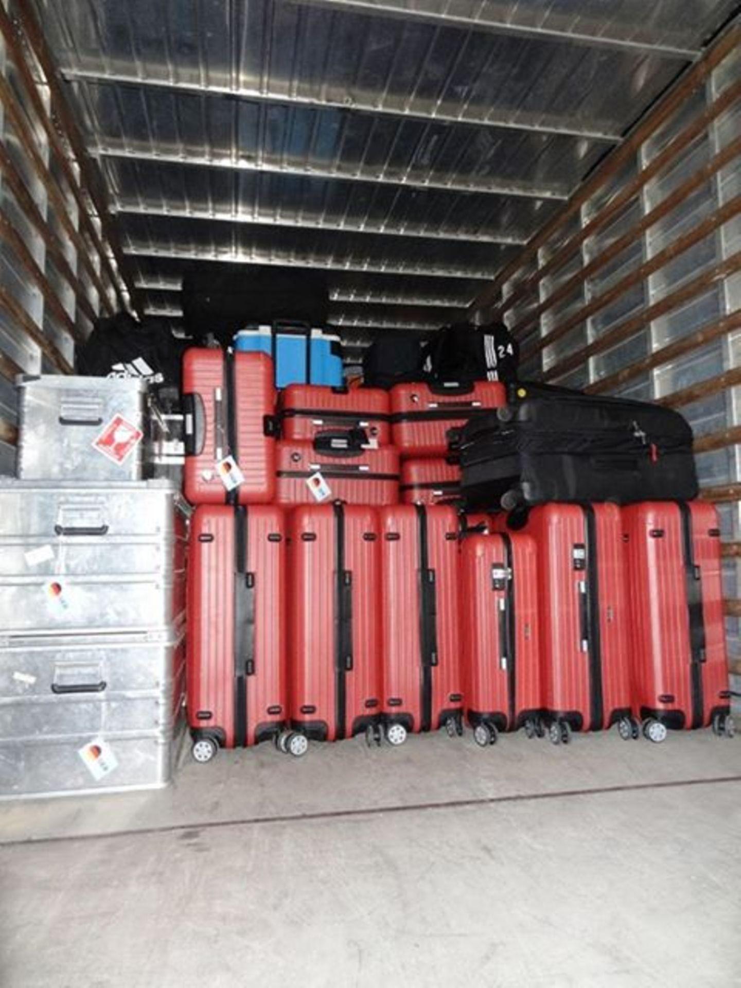 Die Koffer sind gepackt: Es geht zum Finale nach Rio.