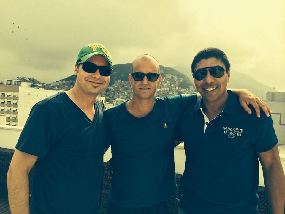 Matthias Opdenhövel, Mehmet Scholl und Giovane Elber bilden in Brasilien das Experten-Team der ARD.