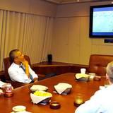 Jürgen Klinsmann und seine Elf haben in den USA einen wahren Fußballboom ausgelöst. Sogar Barack Obama nimmt sich Zeit, das Spiel zu schauen.
