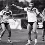 """""""Die Richtung ist klar - Rio, Finale und hoffentlich den Cup!"""", schreibt Poldi."""
