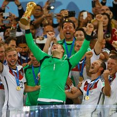 Wahnsinn! Wir sind Weltmeister!: So war das Finale!
