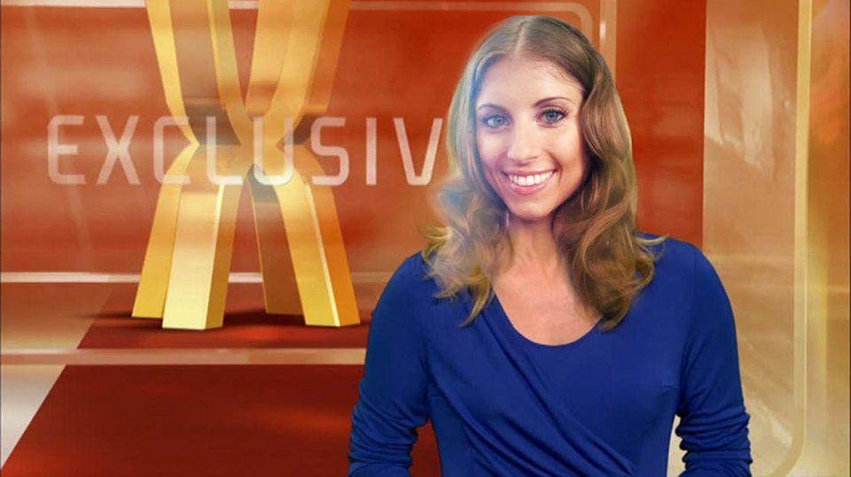 """Ob Cathy Fischer das Zeug dazu hat, Frauke Ludowig bei """"RTL Exklusiv"""" zu beerben?"""