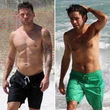 Star-Bodies: Ryan Philippe + Adrian Grenier