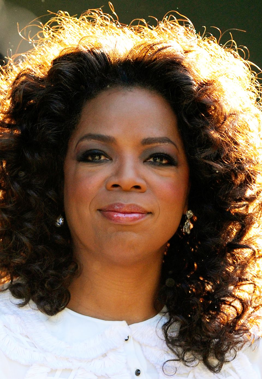 Platz 4: Oprah Winfrey
