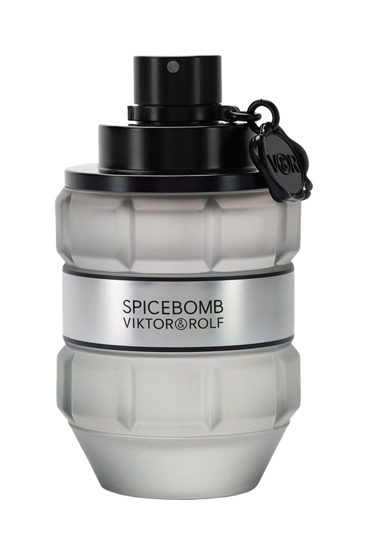 """Eine Frischeexplosion löst """"Spicebomb Eau Fraîche"""" aus. Von Viktor & Rolf, EdT, 90 ml, ca. 70 Euro"""