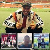 Thumbs up! Keiner kann es so schön wie Lukas Podolski: Der Fußballprofi zeigt sich auf seinem Instagramprofil stets bester Laune. Bitte mehr davon!