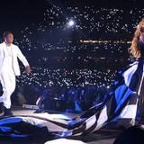 6. Juli 2014: Jay-Z und Beyonce teilen sich die Bühne in Philadelphia und haben sichtlich Spaß dabei.
