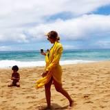 20. Juni 2016  Während Beyoncé und JayZ die traumhafte Kulisse genießen, buddelt Blue Ivy lieber im Sand. Von diesen tollen Fotos können wir gar nicht genug bekommen.