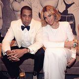 23. Februar 2015  Das Paar macht sich einen netten Abend bei den Oscars in Los Angeles.