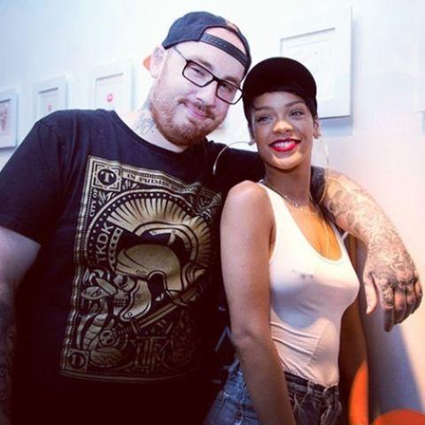Bang Bang und Rihanna